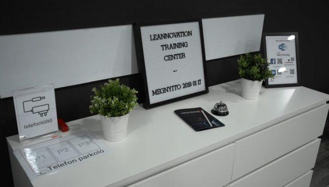 Leannovation Training Center_MEGNYITÓ