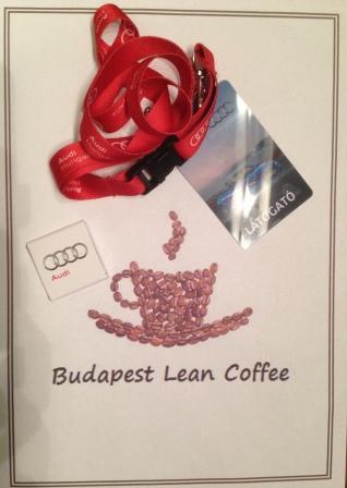BudapestLeanCoffee_Audi Tour