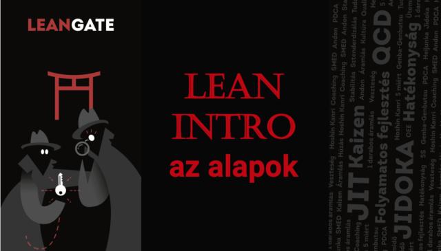 Lean Intro –  Lean Gate