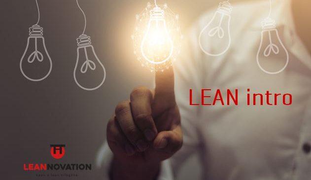 Lean Intro –  az alapok