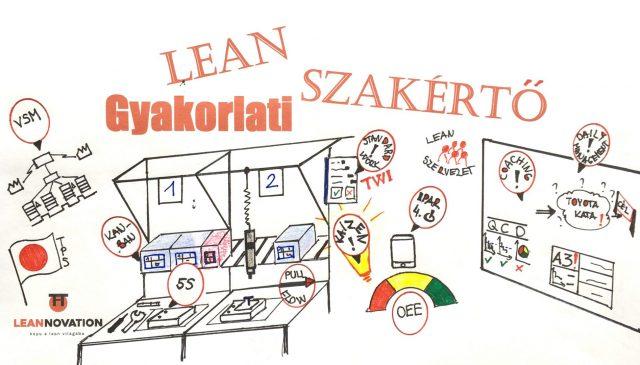 Gyakorlati lean szakértő #5