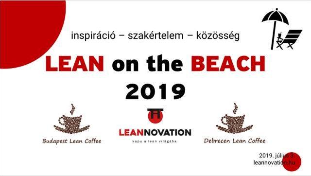 Lean on the Beach 2019