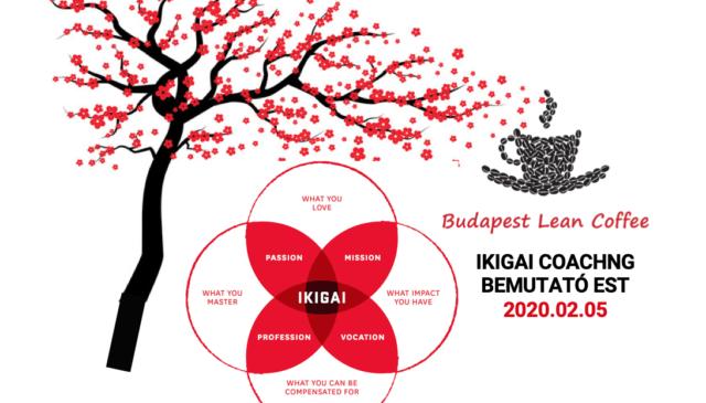 Ikigai coaching bemutató est – Budapest Lean Coffee