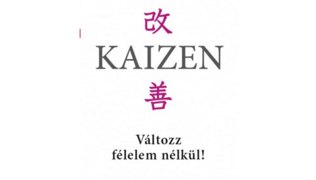 BLC 2020 Április – Kaizen: Változz félelem nélkül!