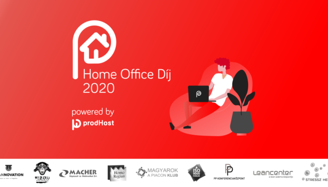 Home Office Díj 2020