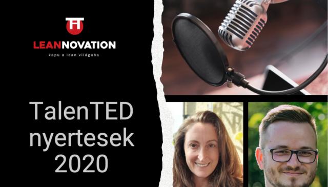 Kulisszák  mögött – interjú 2020 TalenTED nyerteseivel