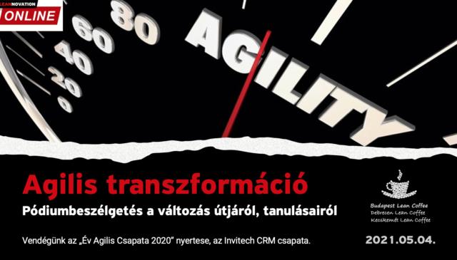 Agilis transzformáció