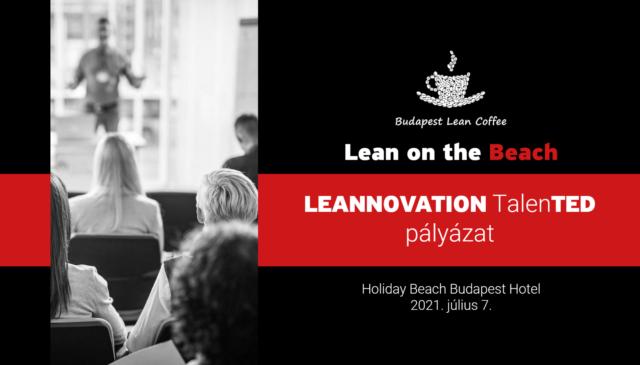 Leannovation TalenTED – Légy előadó konferenciánkon!