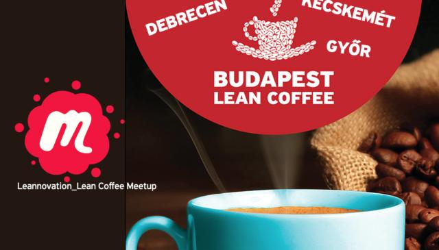 Lean Coffee Szeptember – 4 helyszínen!