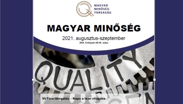 Kapu a lean világába – Magyar Minőség